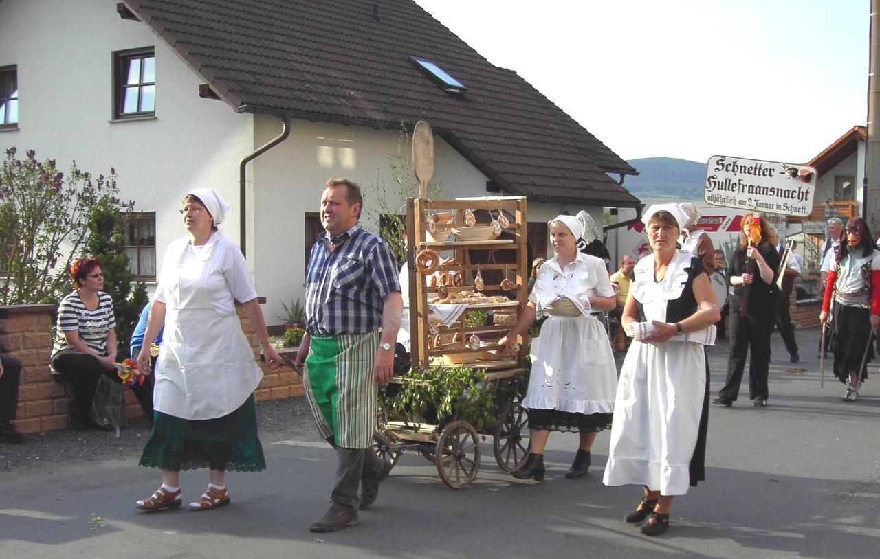 Kuhschwanzfest Landfrauen