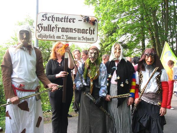 Hullerweiber Schnett