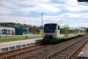 Nahverkehr Bahn