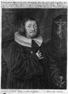 Johann Michael Dilherr